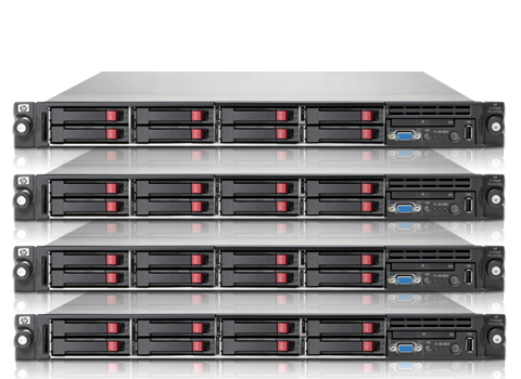 enterprise dedicated server hosting